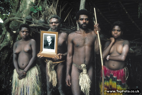 Prince Philip – God of Tanna